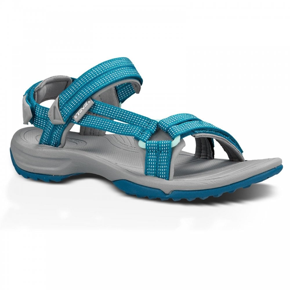 041333f2a1b Teva Ladies Terra Fi Lite Sandal City Lights Blue - Footwear from ...