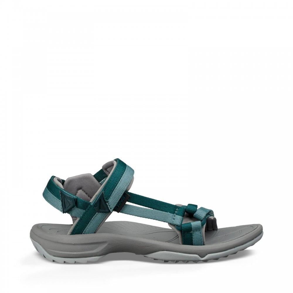 d203cac16d8d Teva Ladies Terra Fi Lite Sandal North Atlantic Blue - Footwear from ...