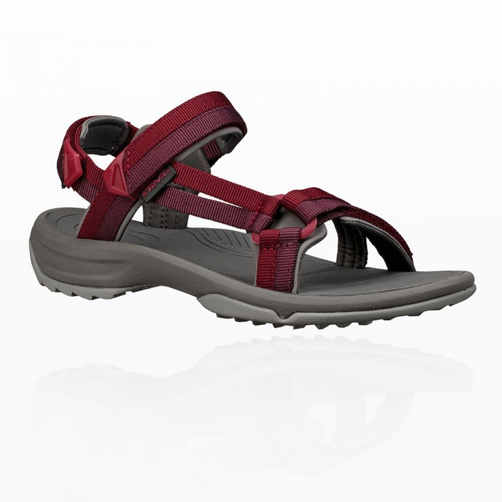 TEVA Womens Sanborn Sandals, Blue - Eastern Mountain Sports