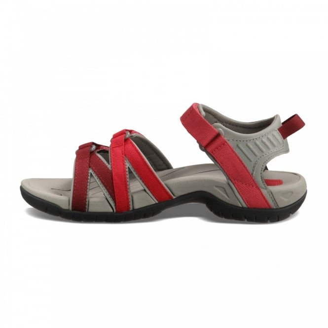 8fe3d3126256 Teva Ladies Tirra Sandal Red Gradient - Footwear from Great Outdoors UK
