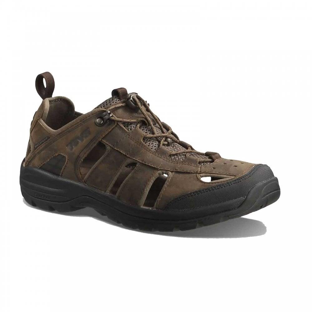 ae4544cb1a5e1b Teva Mens Kimtah Leather Sandal Turkish Coffee - Footwear from Great ...