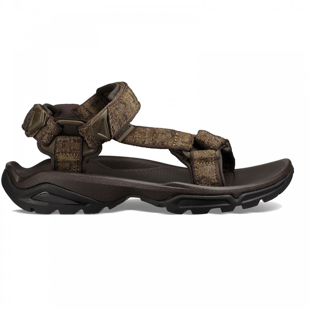 b58f48d18776 Teva Mens Terra Fi 4 Sandal Rocio Olive - Footwear from Great ...