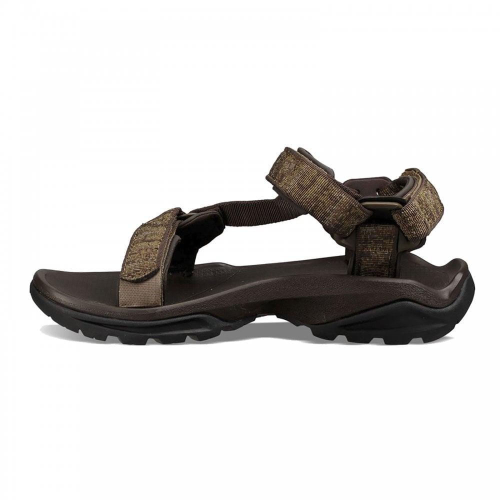 ce5abb72f Teva Mens Terra Fi 4 Sandal Rocio Olive - Footwear from Great ...