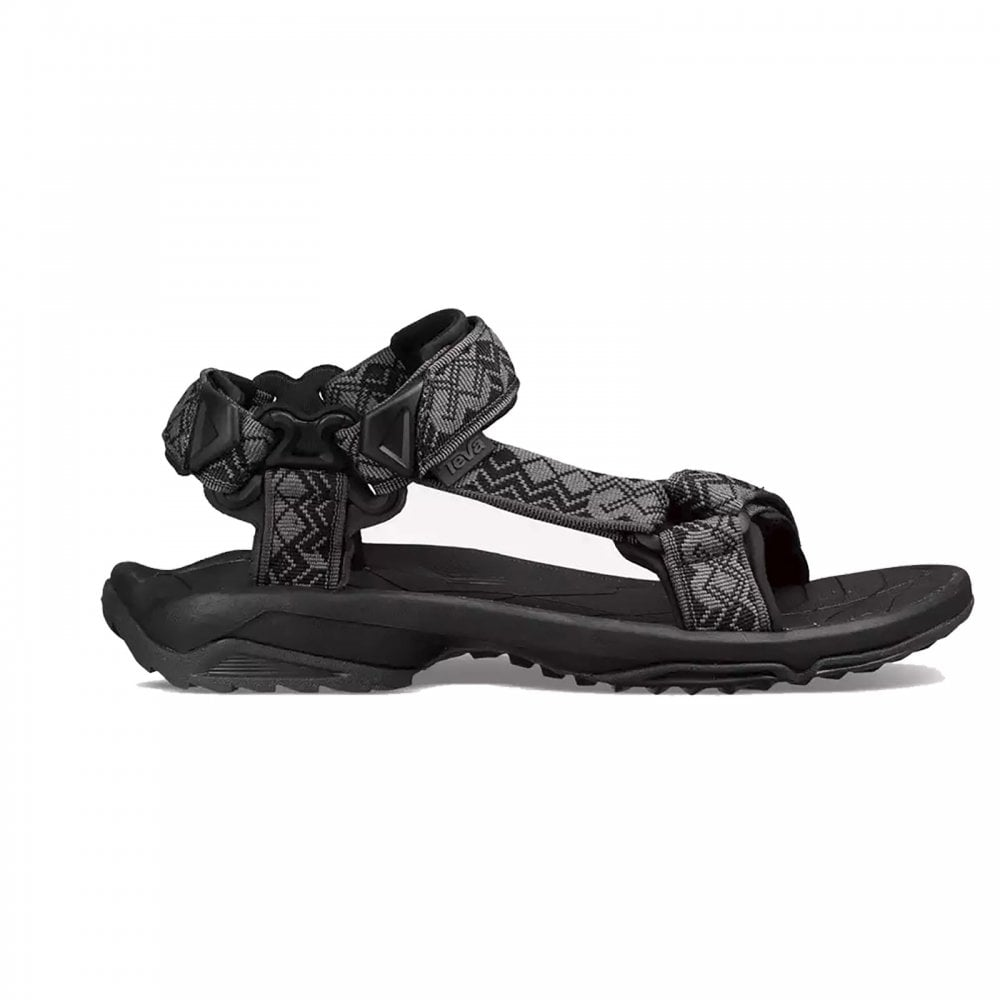 faa8e7ff086509 Teva Mens Terra Fi Lite Sandal Kai Black - Footwear from Great ...