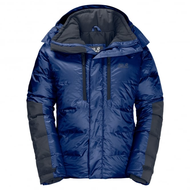 Jack Wolfskin The Cook M Jkt - R.Blue