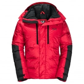 The Cook M Jkt - R.Red