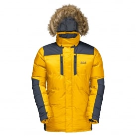 The Cook M Parka - B.Yellow