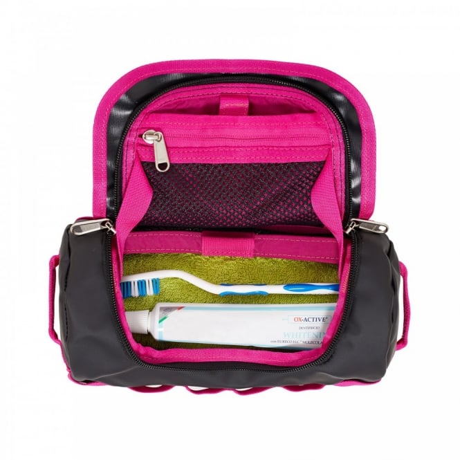 9dcbc0efdcd The North Face Base Camp Travel Canister TNF Black Luminous Pink ...