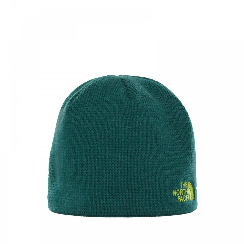 5d9ea09714713 The North Face Bones Beanie Botanical Garden Green - Mens from Great ...