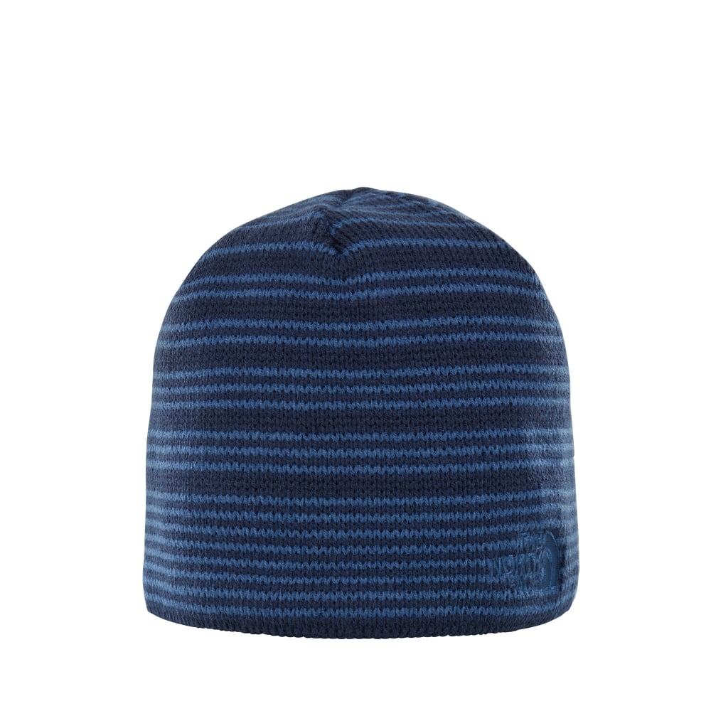 1e217ed23cb The North Face Bones Beanie Urban Navy S.Blue - Mens from Great ...