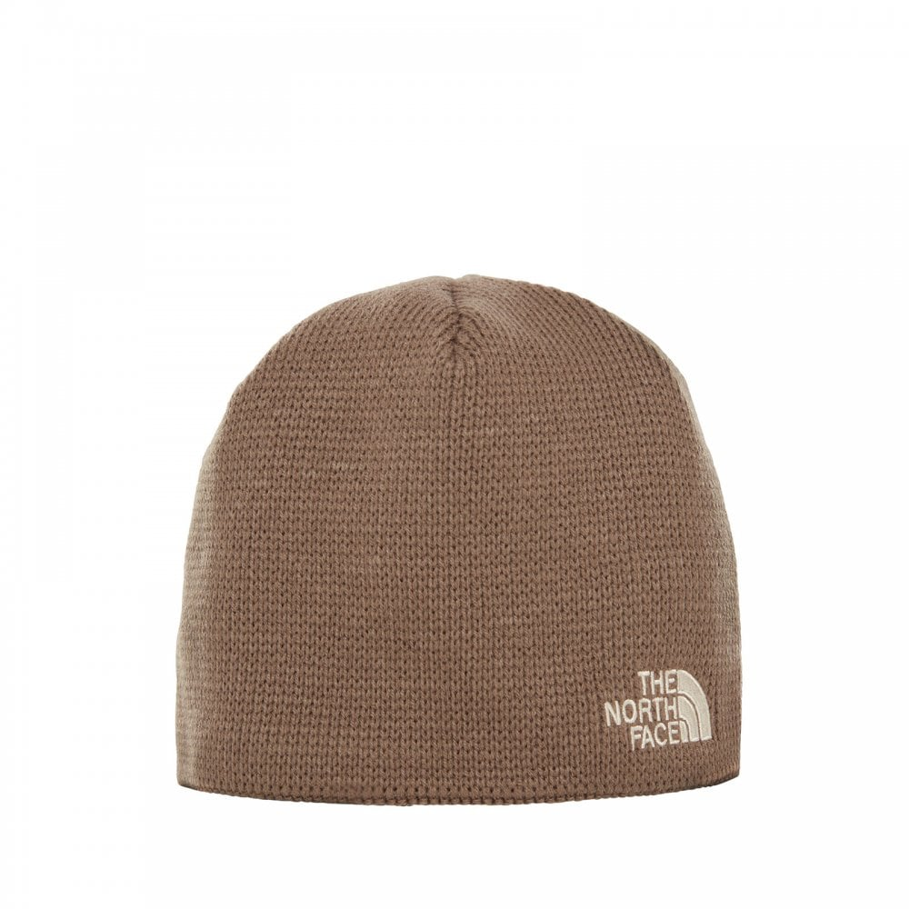 The North Face Bones Beanie Weimaraner Brown - Mens from Great ... d38c424be46