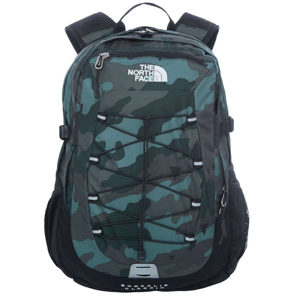 the north face borealis classic rucksack camo print tnf. Black Bedroom Furniture Sets. Home Design Ideas