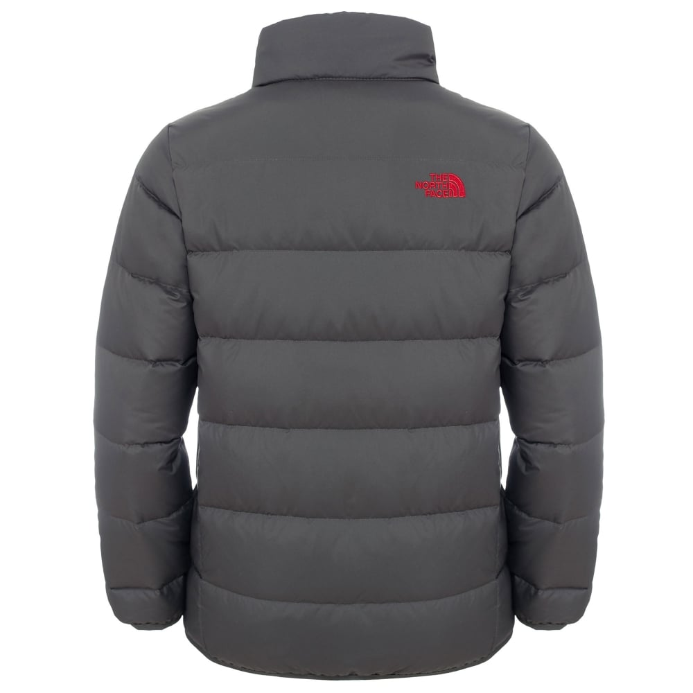 211487428 The North Face Boys Andes Jacket Graphite Grey - Kids from Great ...