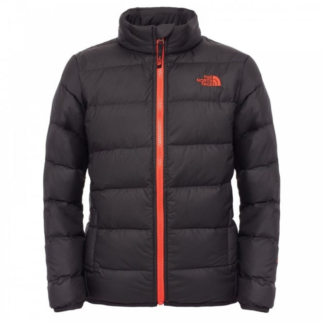 19c69873a The North Face Boys Andes Jacket TNF Black - Kids from Great Outdoors UK