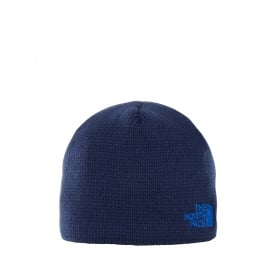 Boys Bones Beanie Cosmic Blue