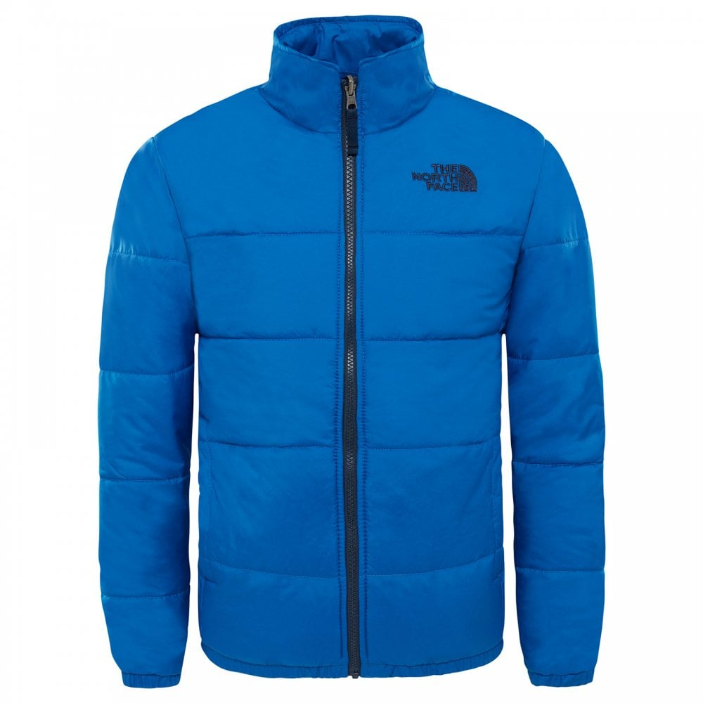 46fb30543 Boys Boundary Triclimate Jacket Cosmic Blue/Lime Green