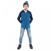e7006f345 Boys Glacier Full Zip Hoodie Turkish Sea/Cosmic Blue