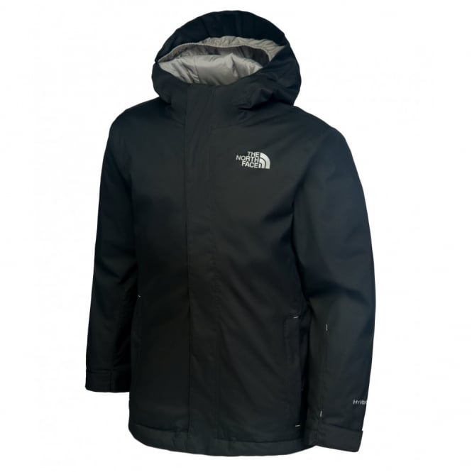 The North Face Boys Snow Quest Jacket Black Kids From