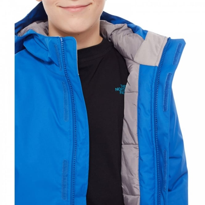 a2dad0be9 north face youth snow quest jacket