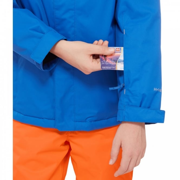 72c41f62b Boys Snow Quest Jacket Monster Blue