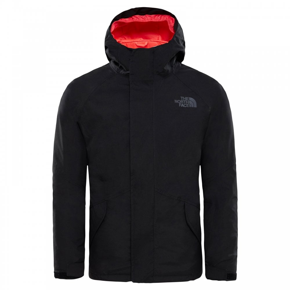 d0d1f2414e2b The North Face Girls Kira Triclimate Jacket TNF Black TNF Black ...