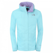 9dadc054c The North Face Girls Resolve Reflective Jacket Bonnie Blue - Kids ...