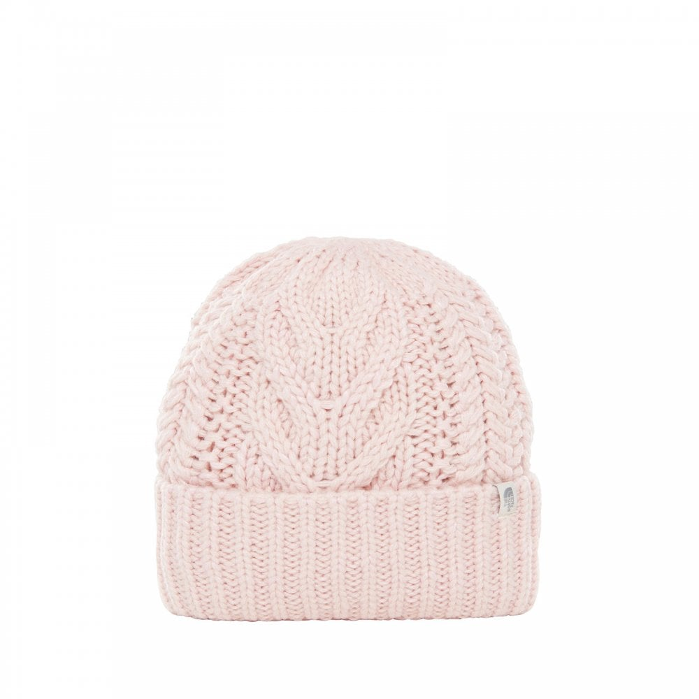 670354cc852 The North Face Kids Cable Minna Beanie Purdy Pink - Kids from Great ...