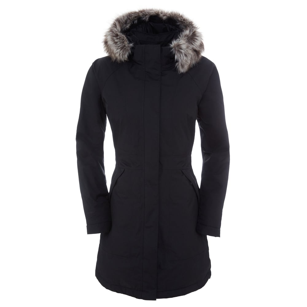 2eda191f76 The North Face Ladies Black Arctic Parka - Free UK Delivery
