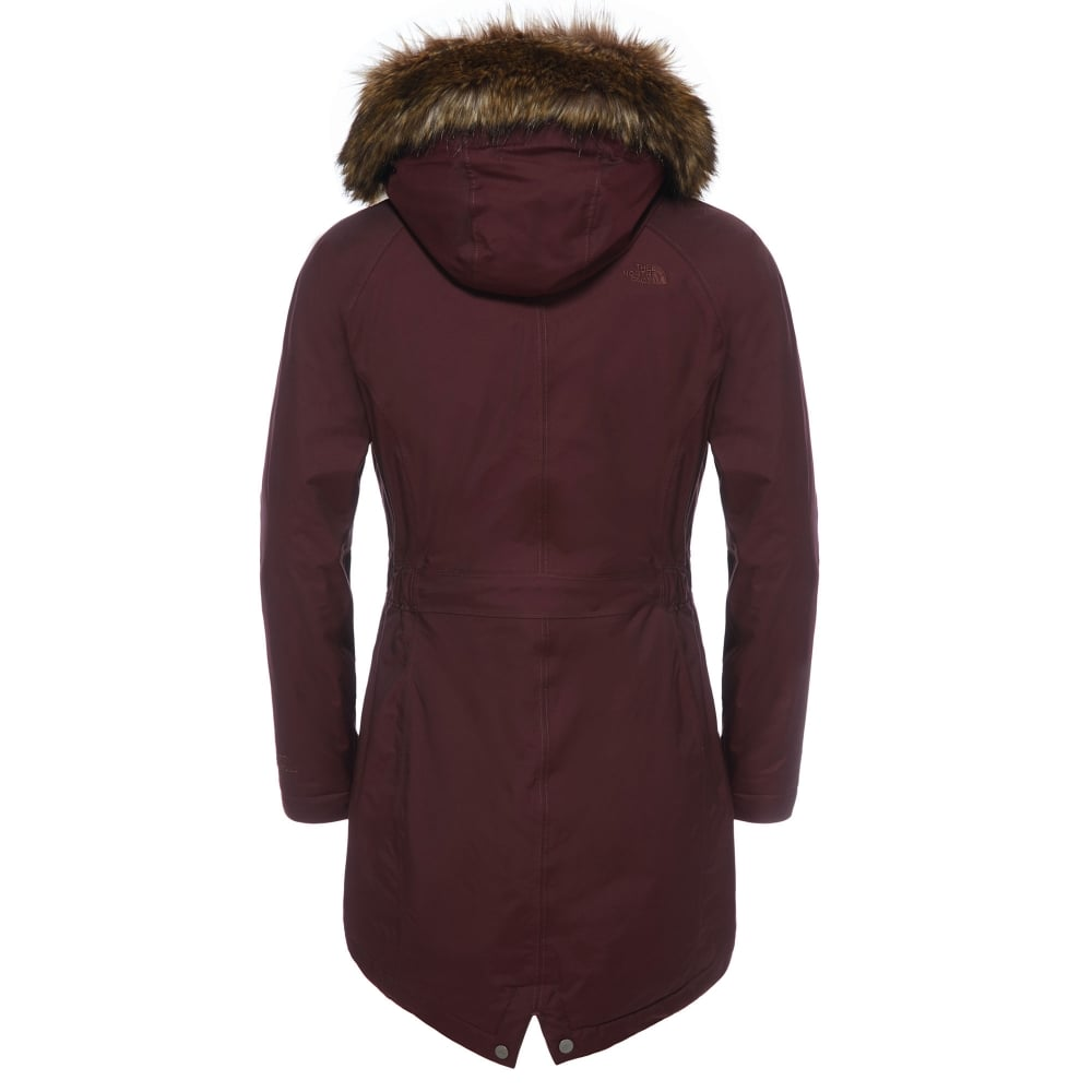 The North Face Ladies Arctic Parka Root Brown - Ladies from Great ... b0ace4f341