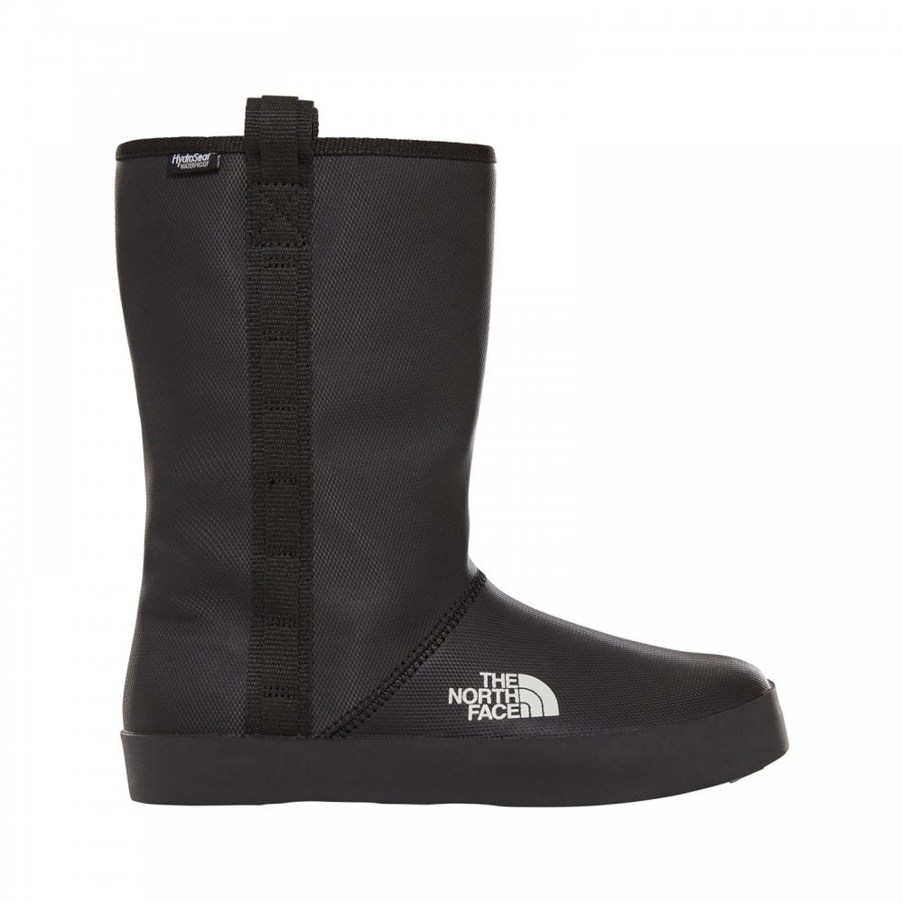 0009fcd49 The North Face Ladies Basecamp Short Rain Boot TNF Black/TNF Black