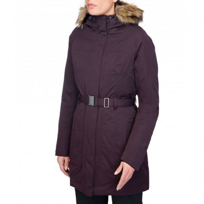 The North Face Ladies Brooklyn Jacket Baroque Purple