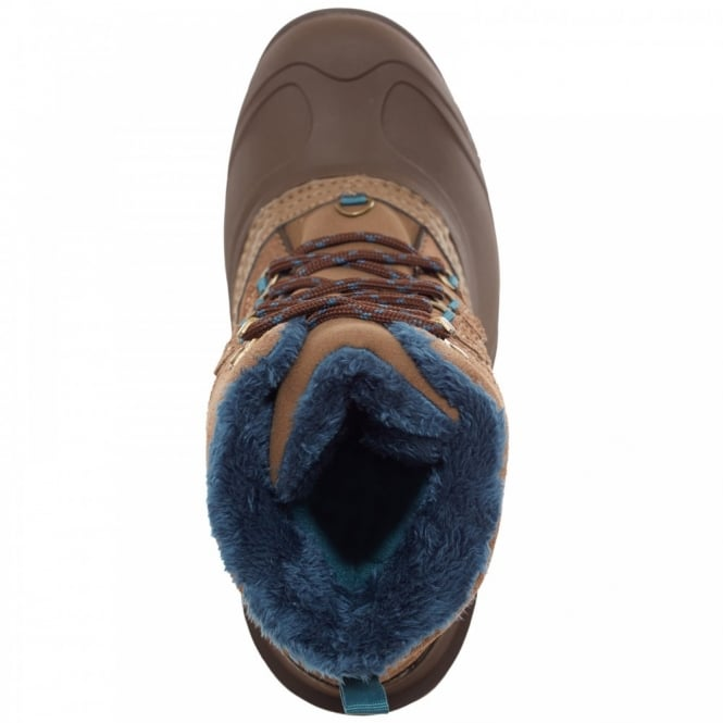 09241863cda The North Face Ladies Chilkat III Boot Cub Brown