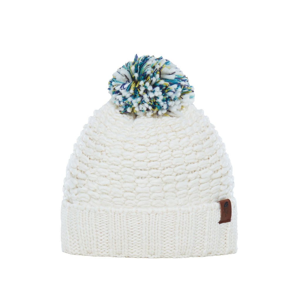 e4a0a1b1 The North Face Ladies Cozy Chunky Beanie Vintage White - Ladies from ...