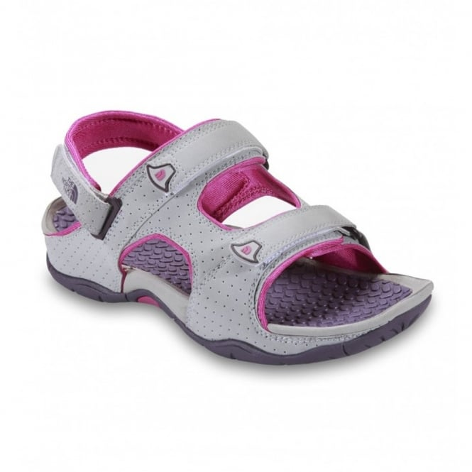 3e212a6c6 The North Face Ladies El Rio Sandal High Rise Grey