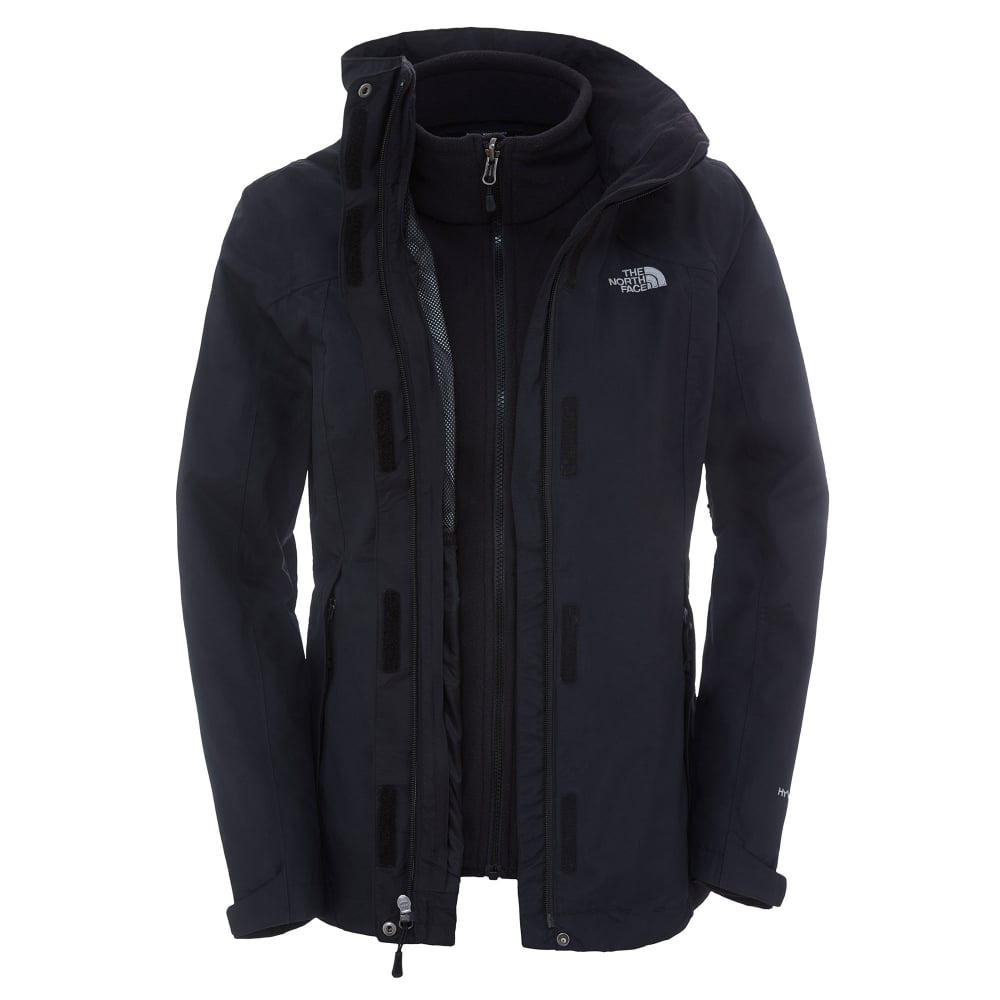 56aa2745714c The North Face Ladies Evolution II Triclimate Jacket TNF Black ...