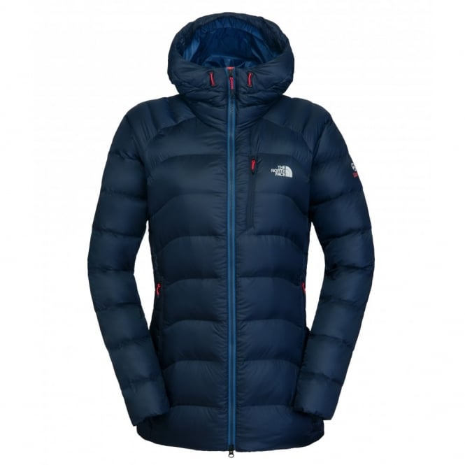 The North Face Ladies Hooded Elysium Jacket Navy Blue f69f03a335cc