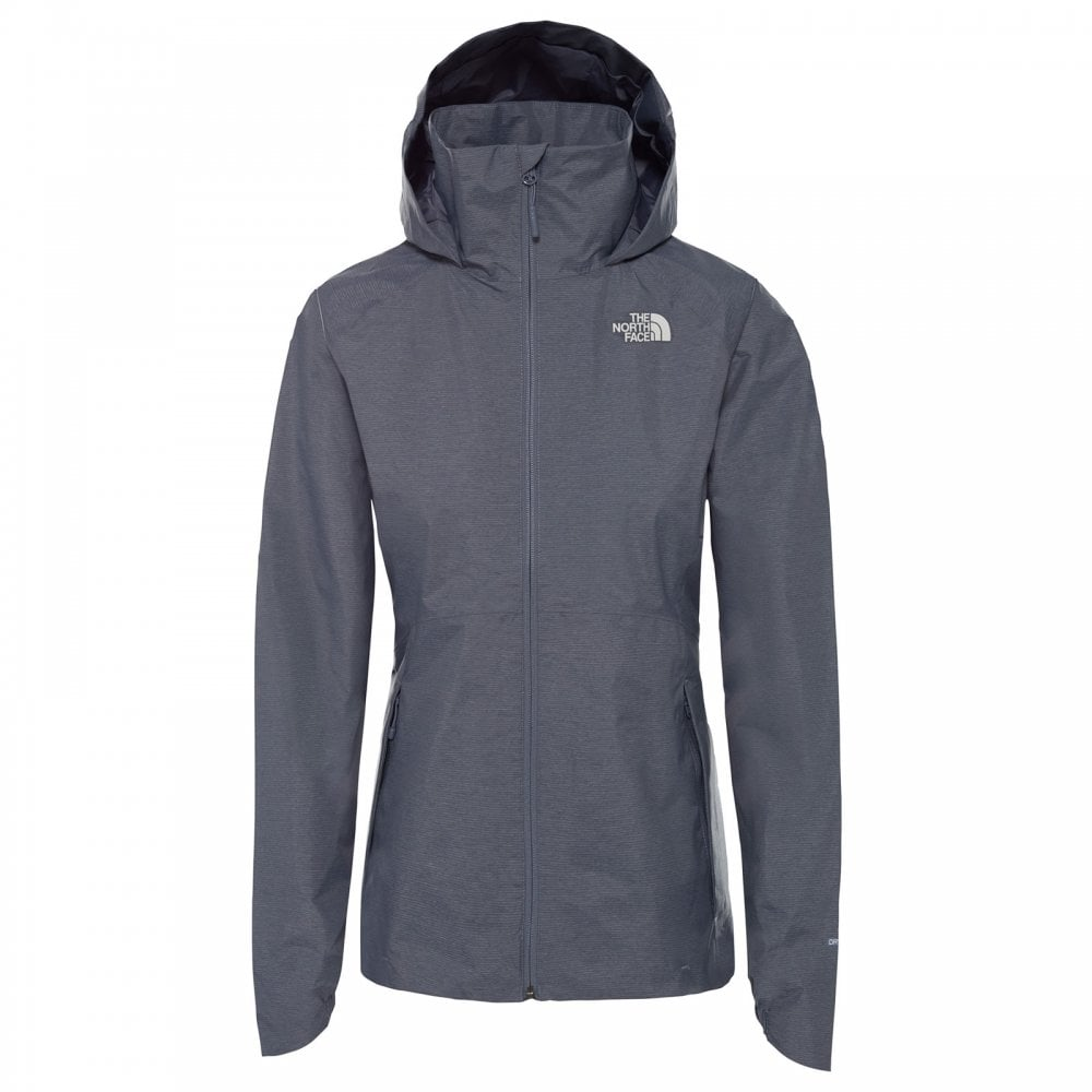 24eb6767e Ladies Inlux Dryvent Jacket Grisaille Grey