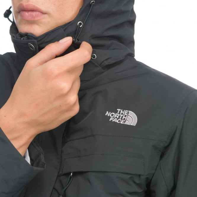 981920e18 The North Face Ladies Inlux Insulated Jacket Black