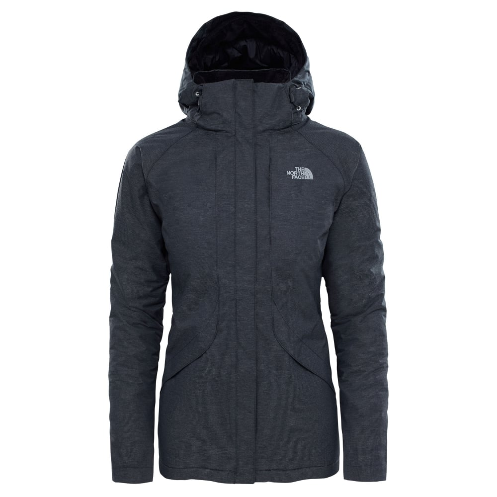 The North Face Ladies Inlux Insulated Jacket TNF Black - Ladies from ... 9ac5f35ad