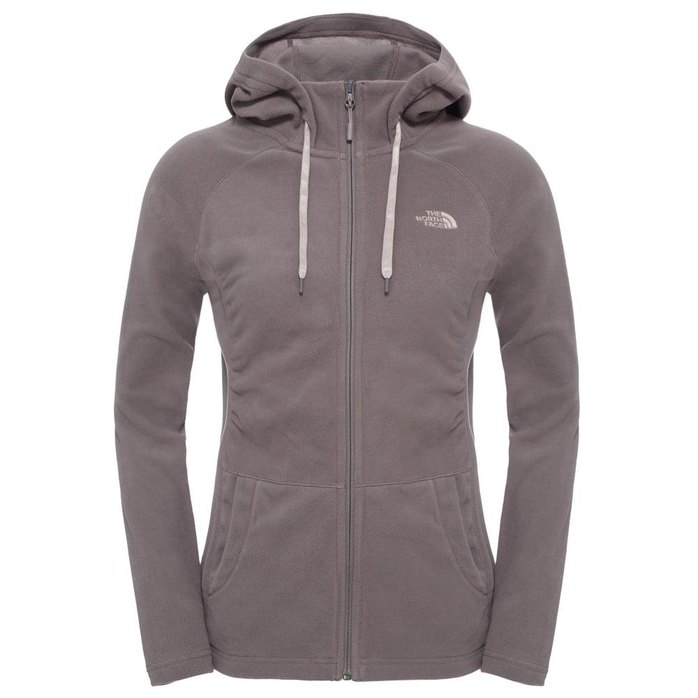 757149c25 Ladies Mezzaluna Full Zip Fleece Rabbit Grey