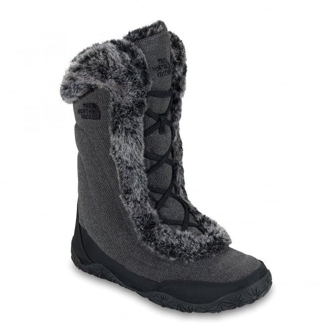 The North Face Ladies Nuptse Fur Boot