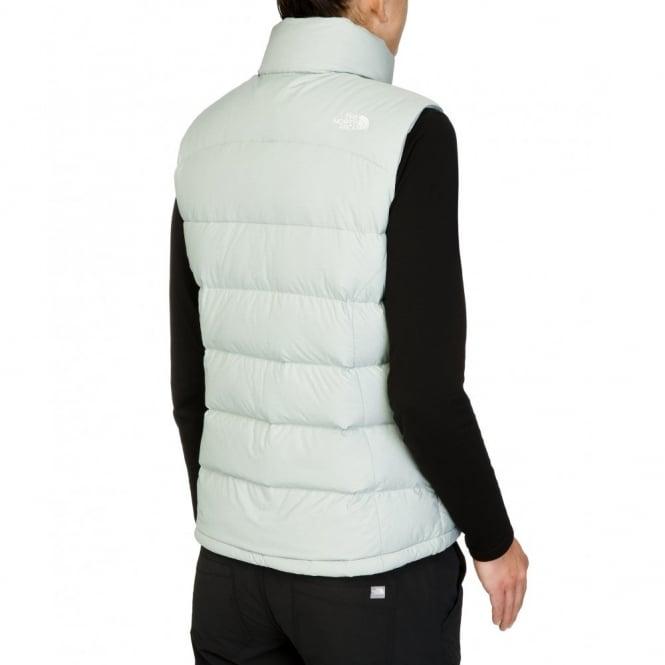 north face ladies vest