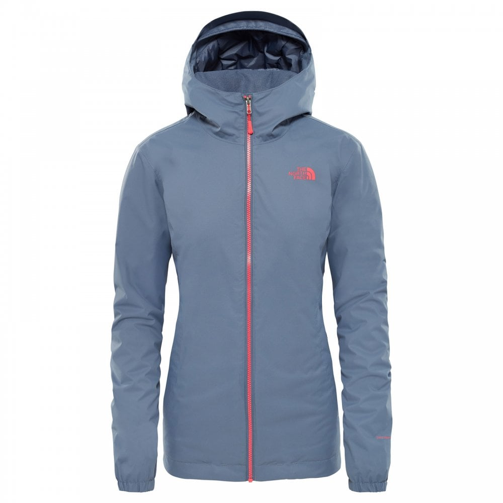 d22e524d42c1 The North Face Ladies Quest Insulated Jacket Grisaille Grey - Ladies ...