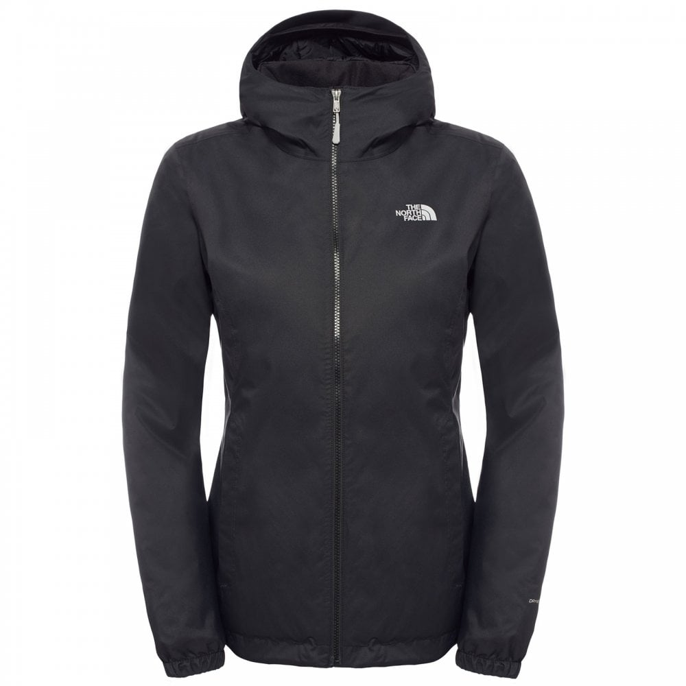 3194c1755b16 The North Face Ladies Quest Insulated Jacket TNF Black TNF Black ...