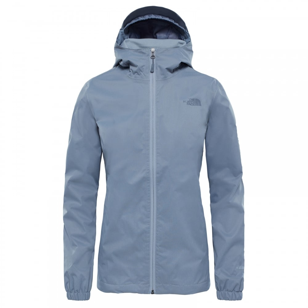 e9758de39 Ladies Quest Jacket Mid Grey Heather