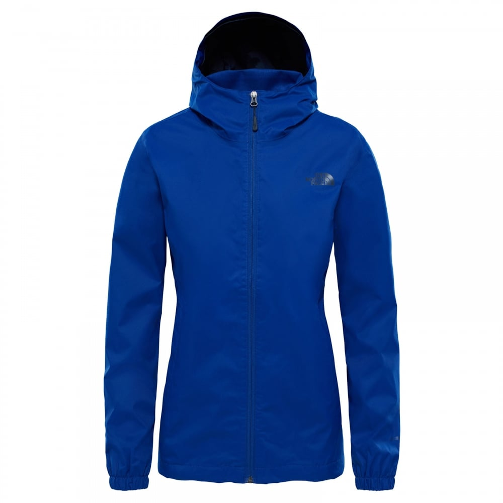 5e8ffe74977c The North Face Ladies Quest Jacket Sodalite Blue - Ladies from Great ...