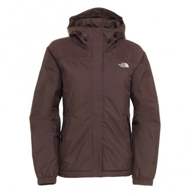 50a047483 The North Face Ladies Resolve Insulated Jacket, Bittersweet Brown