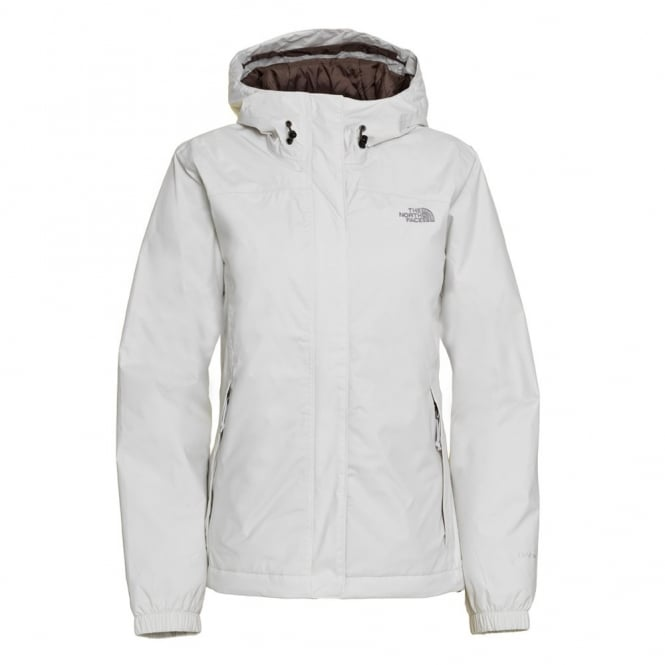 Ladies Resolve Insulated Jacket Vaporous Grey