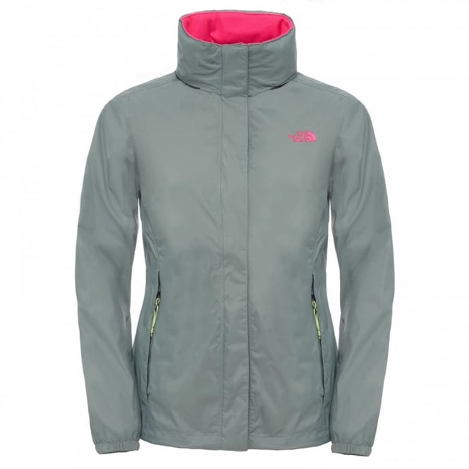 1c8da8f4e The North Face Ladies Resolve Jacket Laurel Green