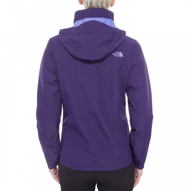 cf7900e9873a The North Face Ladies Sangro Jacket Garnet Purple